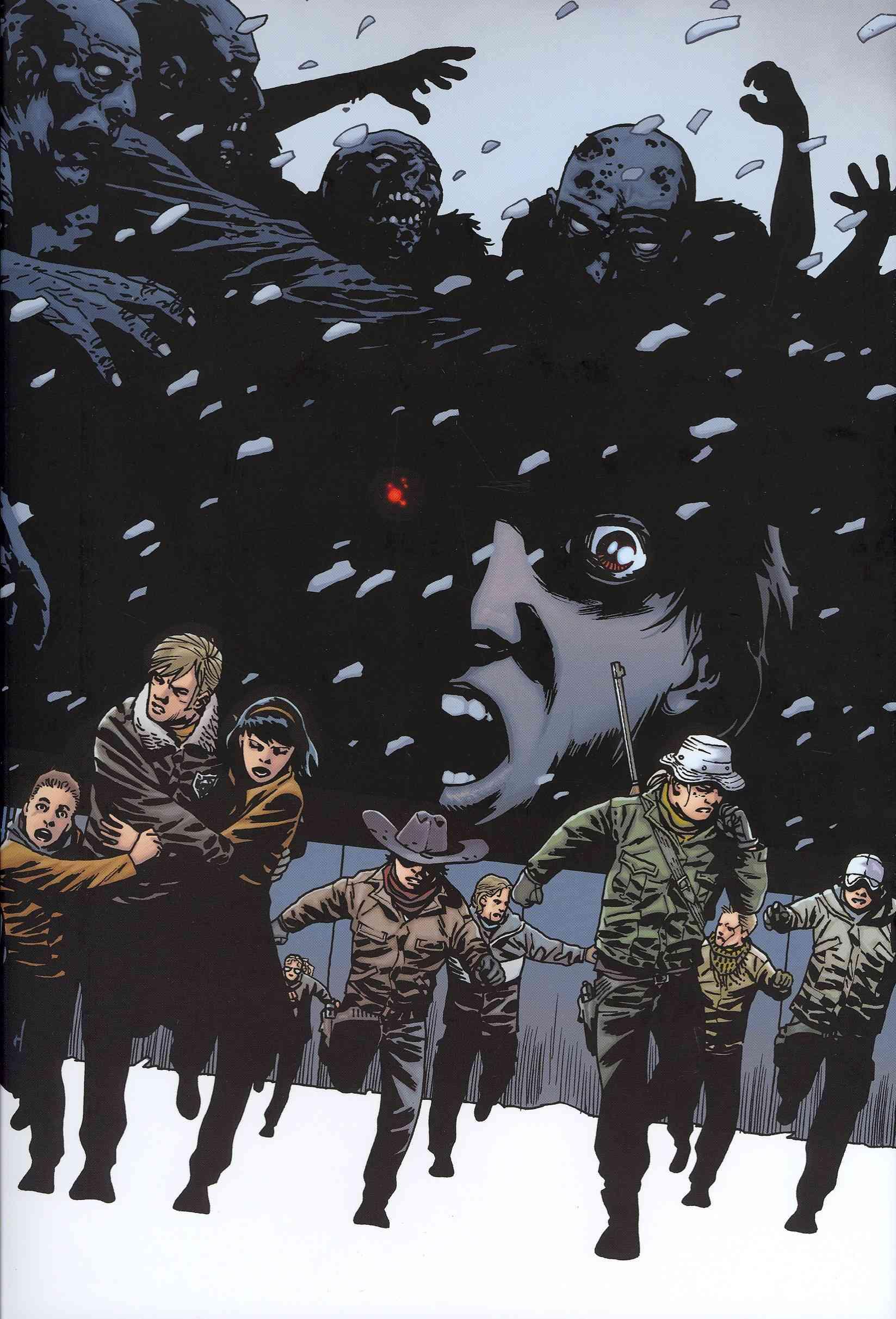 The Walking Dead Omnibus 4 By Kirkman, Robert/ Moore, Tony (ILT)